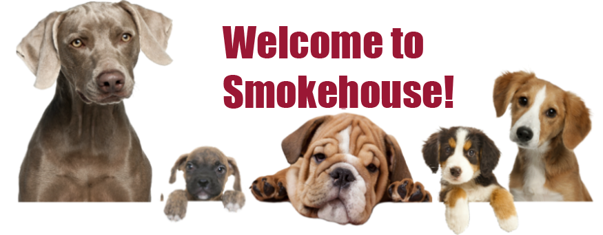 Smokehouse Collage Dogs Intro